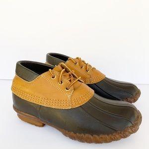 L.L. Bean Gumshoe Waterproof Ankle Boots